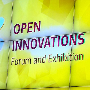 """Open Innovations"" exhibition"